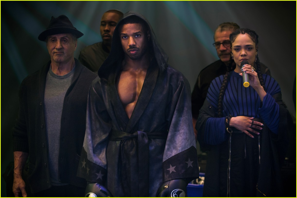 michael b jordan florian munteanu shirtless creed 104186370