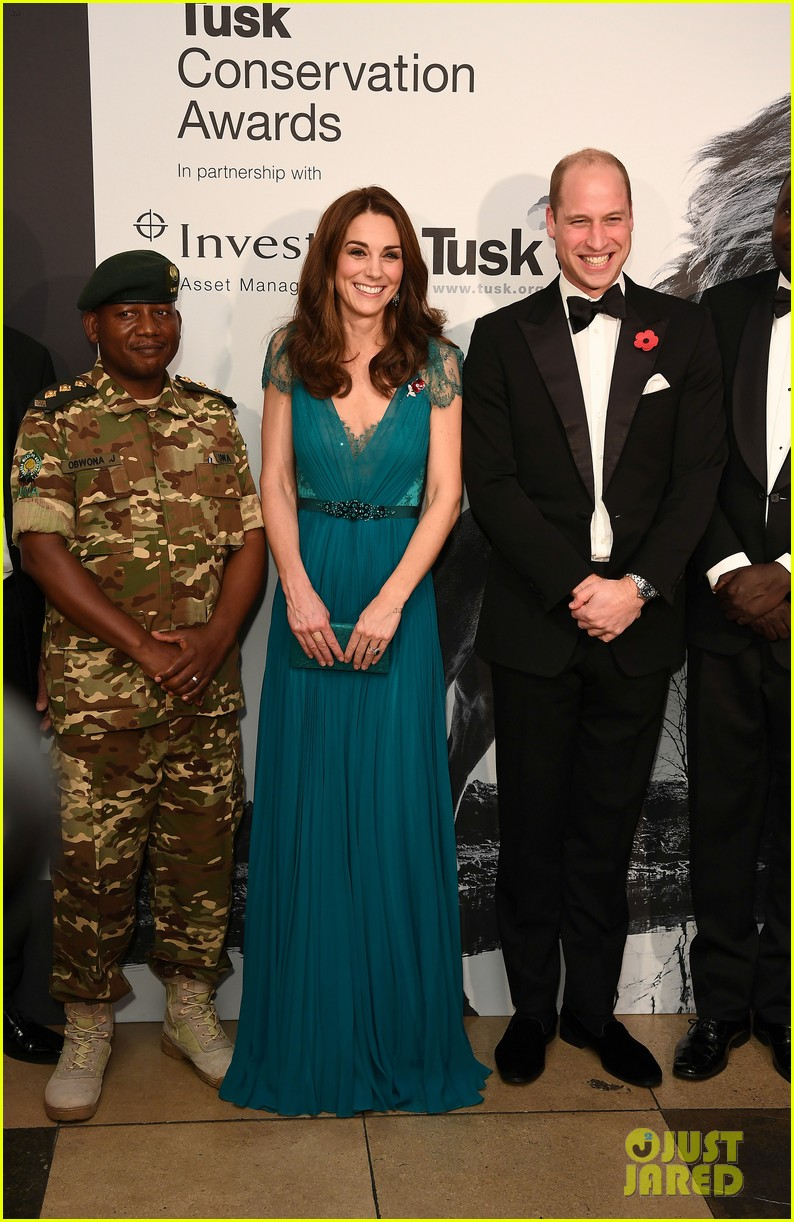 kate middleton prince william tusk conservation awards 034177995