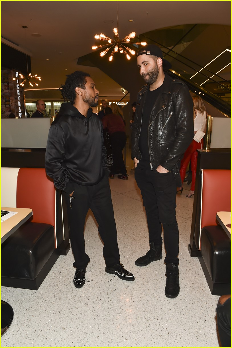 miguel celebrates easys opening beverly center launch 024174692