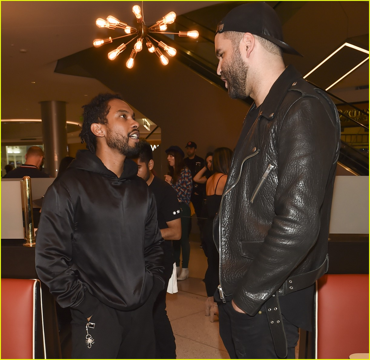 miguel celebrates easys opening beverly center launch 064174696