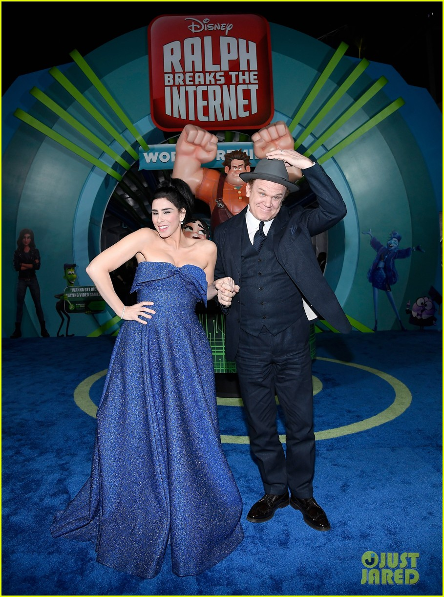 mandy moore taraji p henson and sarah silverman ralph breaks the internet world premiere 014176517