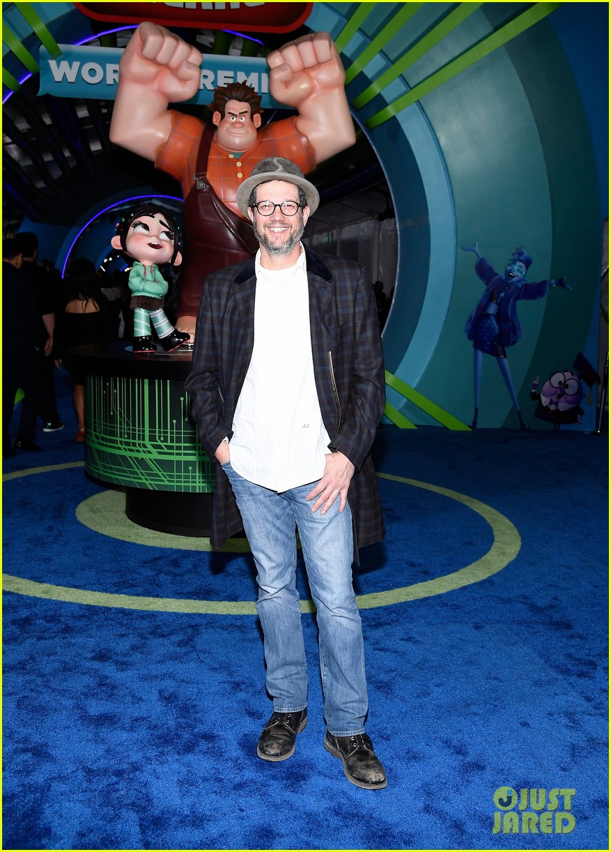 mandy moore taraji p henson and sarah silverman ralph breaks the internet world premiere 134176529