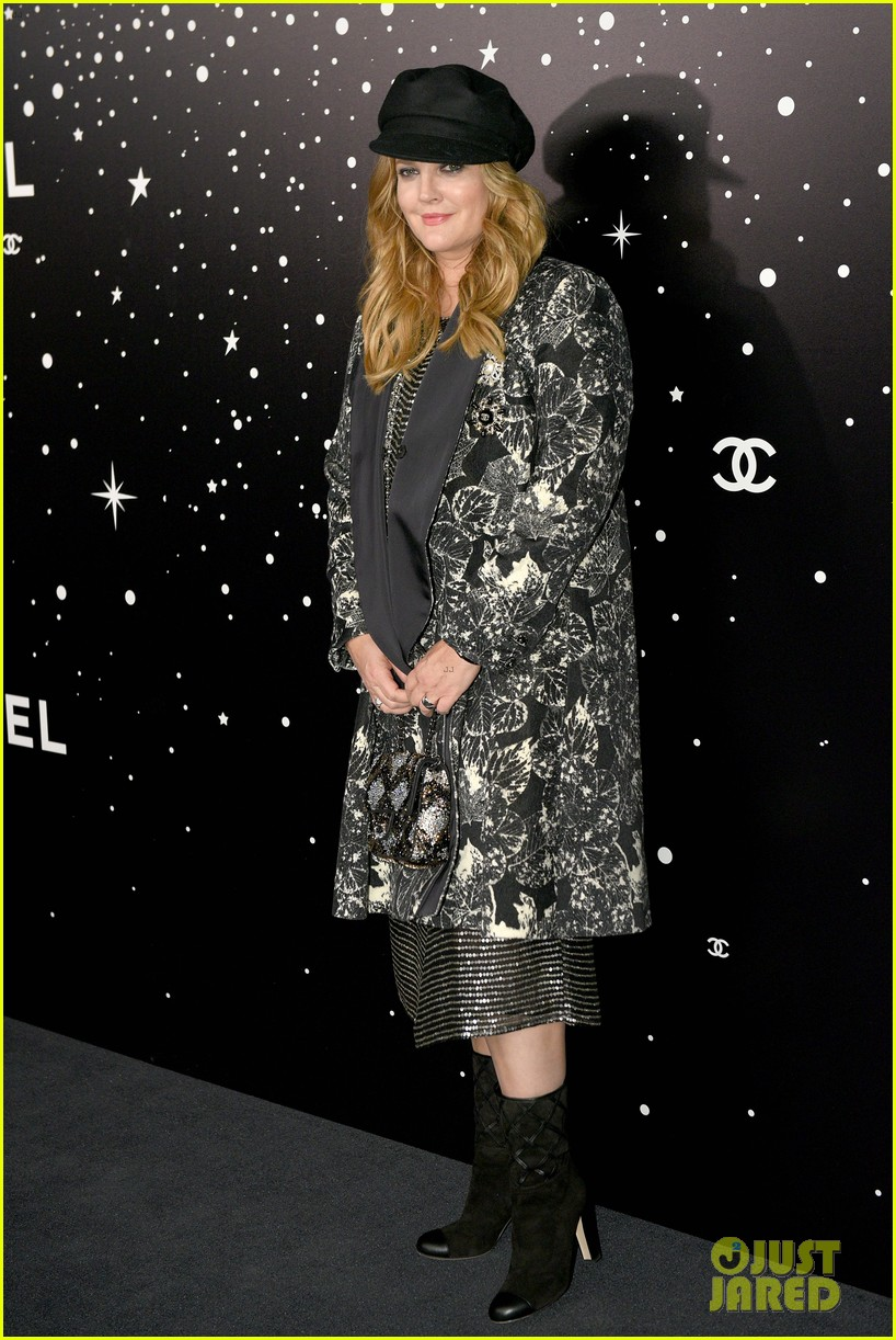chloe moretz drew barrymore more help tribute martin scorsese at moma film 374185710