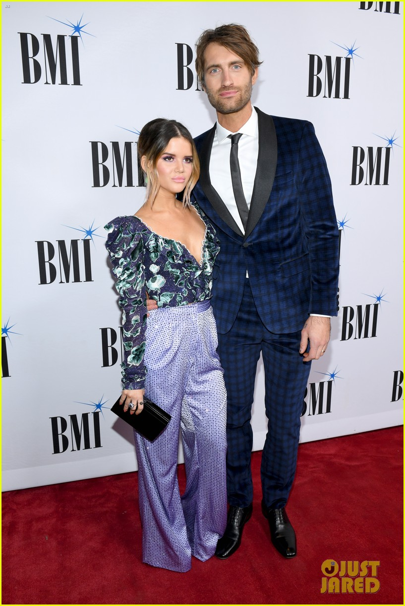 maren morris joins thomas rhett at bmi country awards 094182221