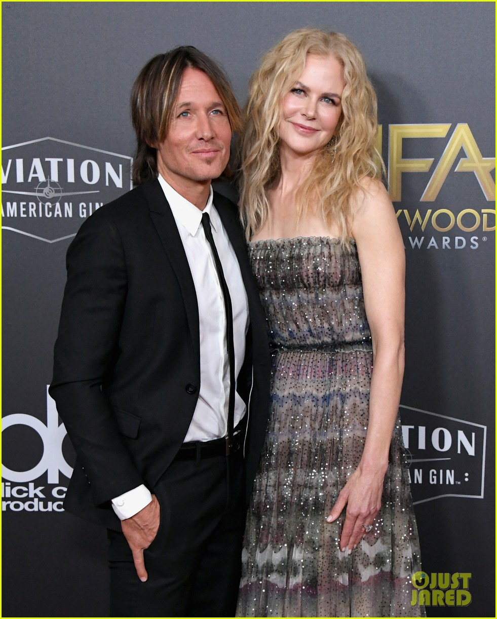 nicole kidman keith urban hollywood film awards 2018 08