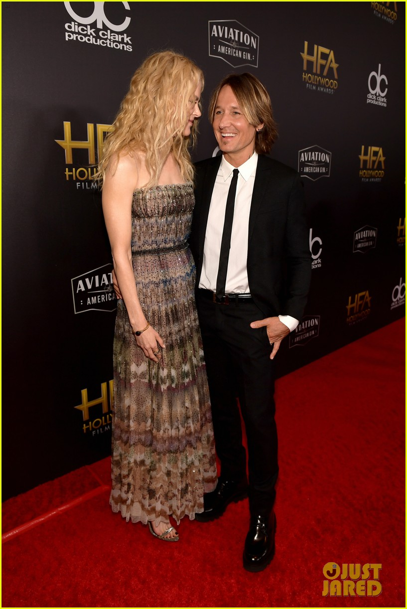 nicole kidman keith urban hollywood film awards 2018 12
