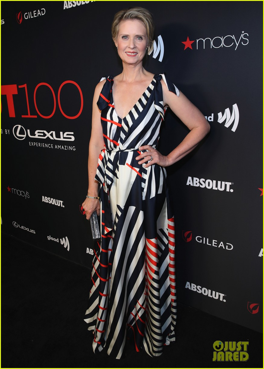 cynthia nixon billy porter more celebrate at the out100 awards 2018 13