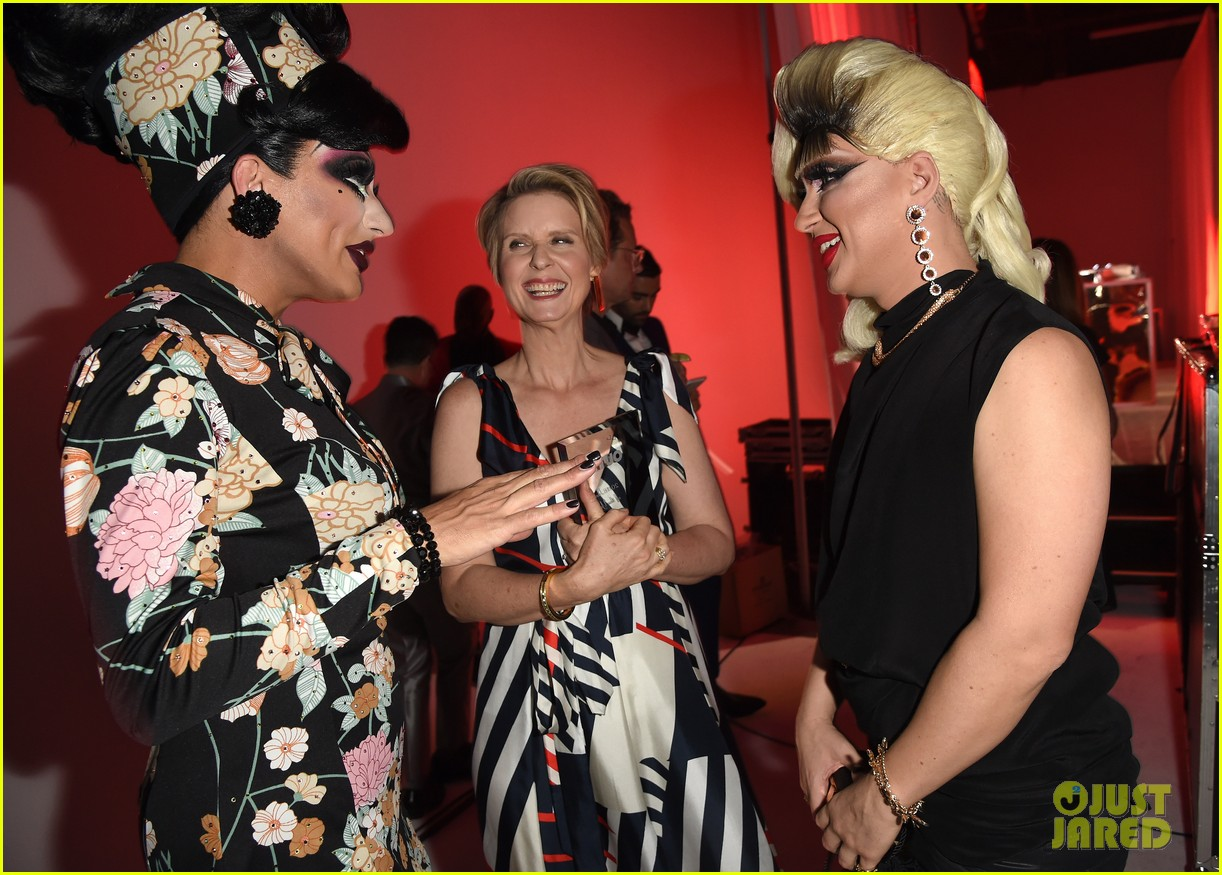 cynthia nixon billy porter more celebrate at the out100 awards 2018 23