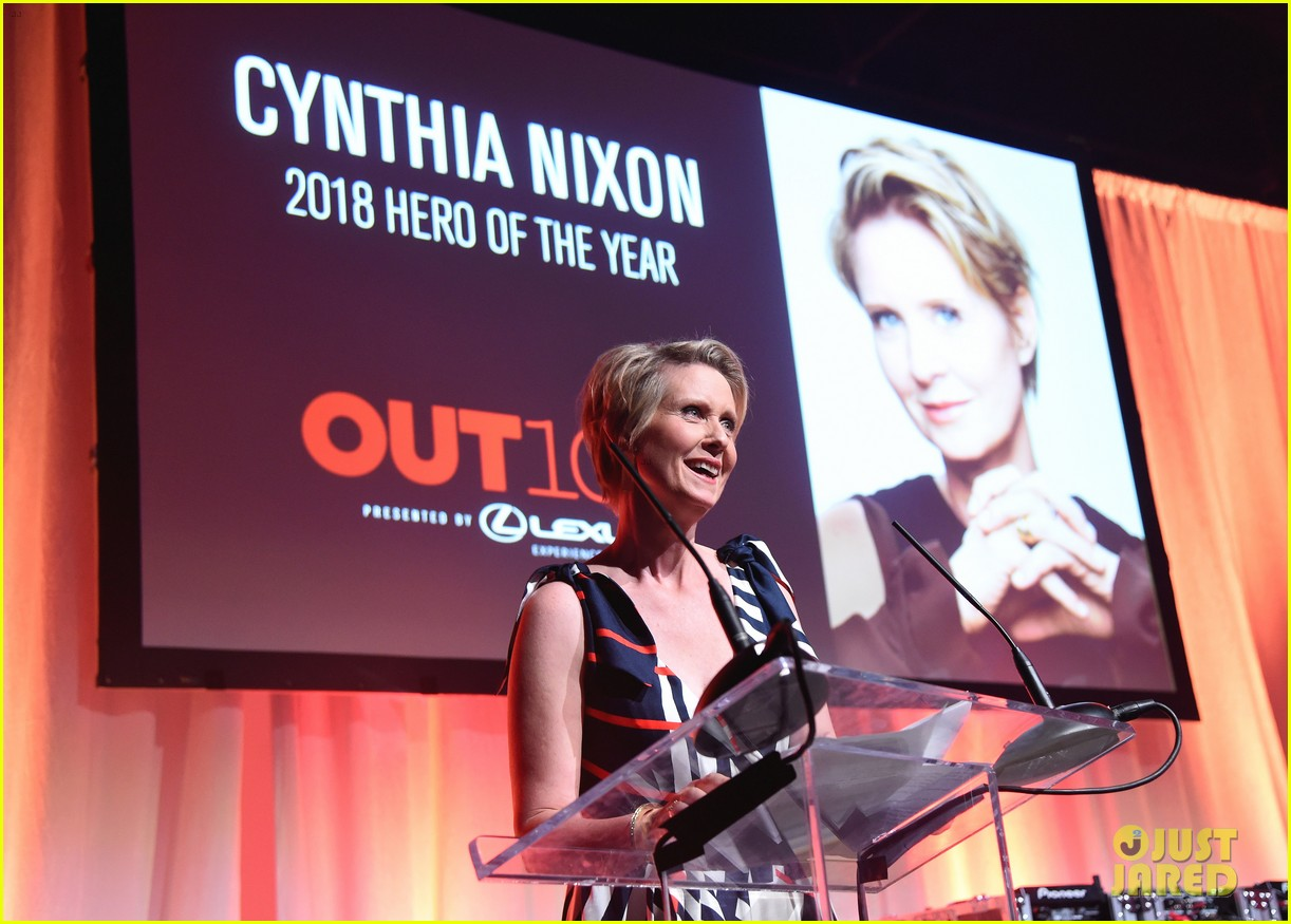 cynthia nixon billy porter more celebrate at the out100 awards 2018 24