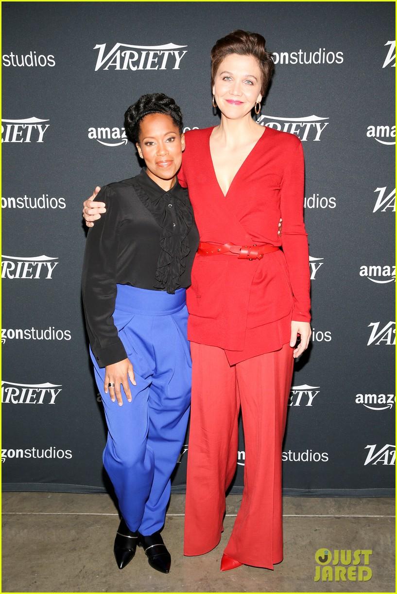lupita nyongo john krasinski more join forces at variety studio actors on actors 2018 044184958