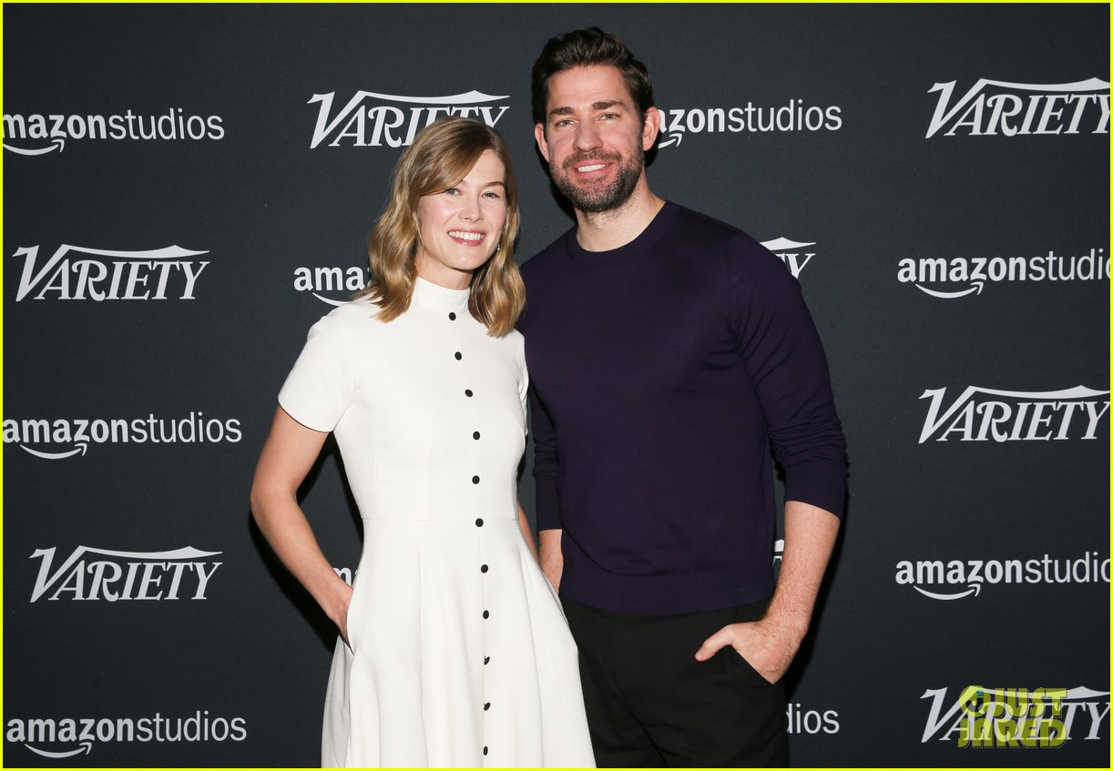 lupita nyongo john krasinski more join forces at variety studio actors on actors 2018 204184974