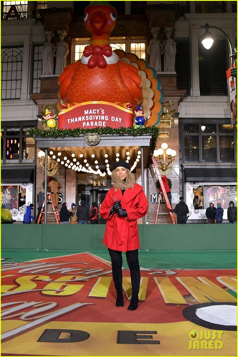 rita ora kane brown leona lewis more prep at macys thanksgiving parade 024186222