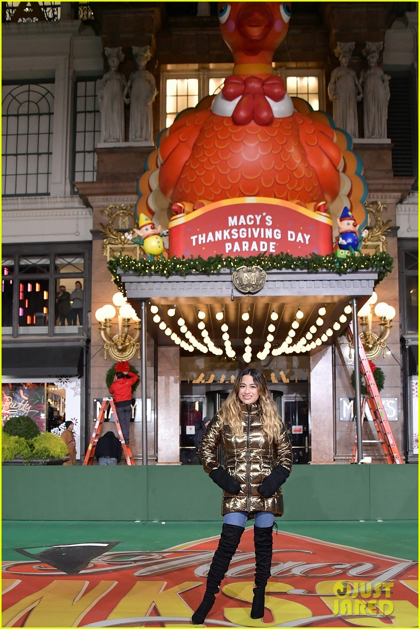 rita ora kane brown leona lewis more prep at macys thanksgiving parade 03