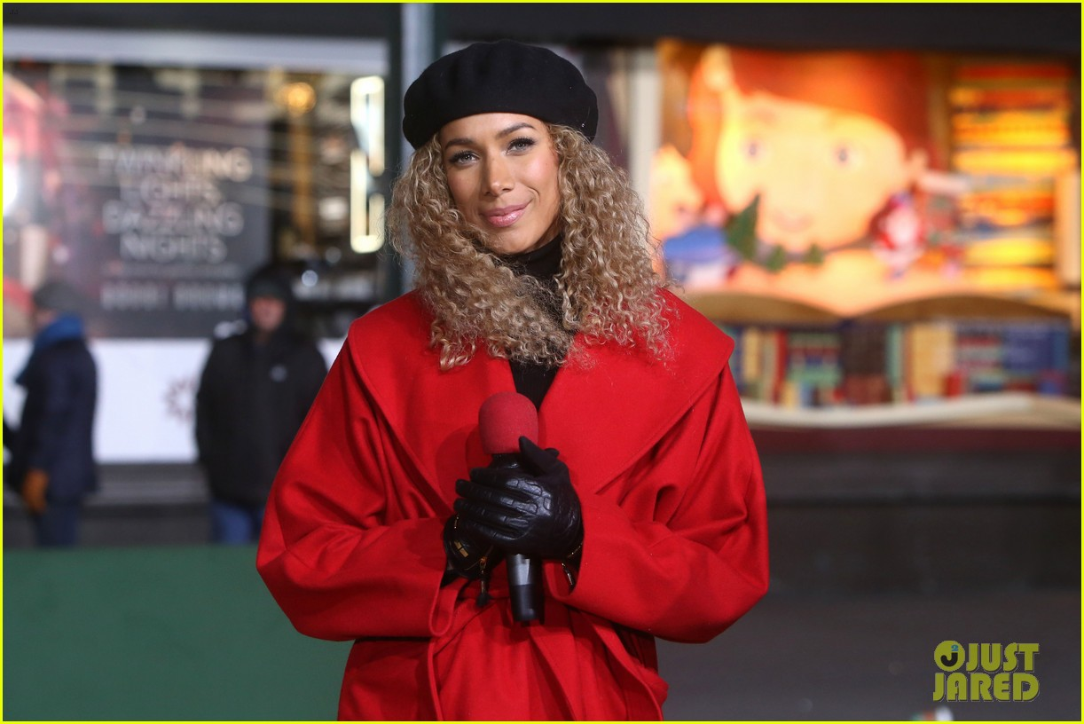 rita ora kane brown leona lewis more prep at macys thanksgiving parade 16