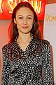 olga kurylenko clive owen step out for special roma screening 04