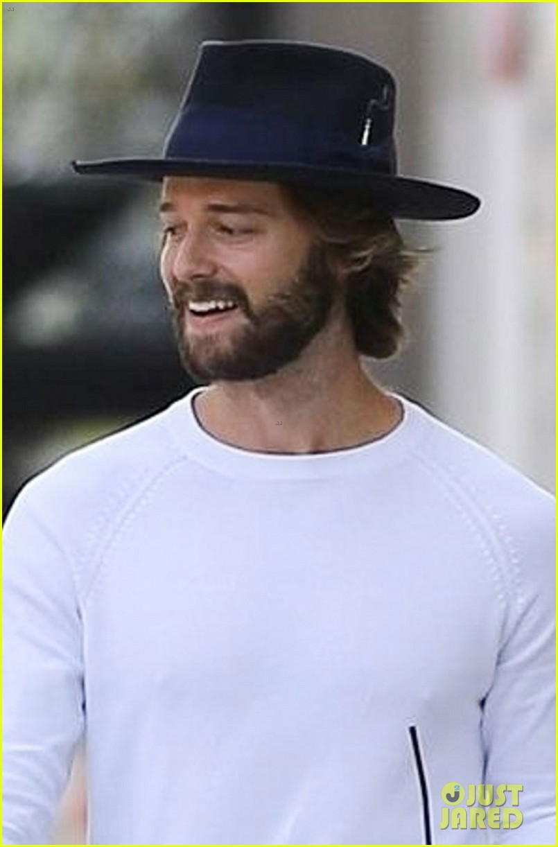 patrick schwarzenegger abby champion wear white months after labor day 01