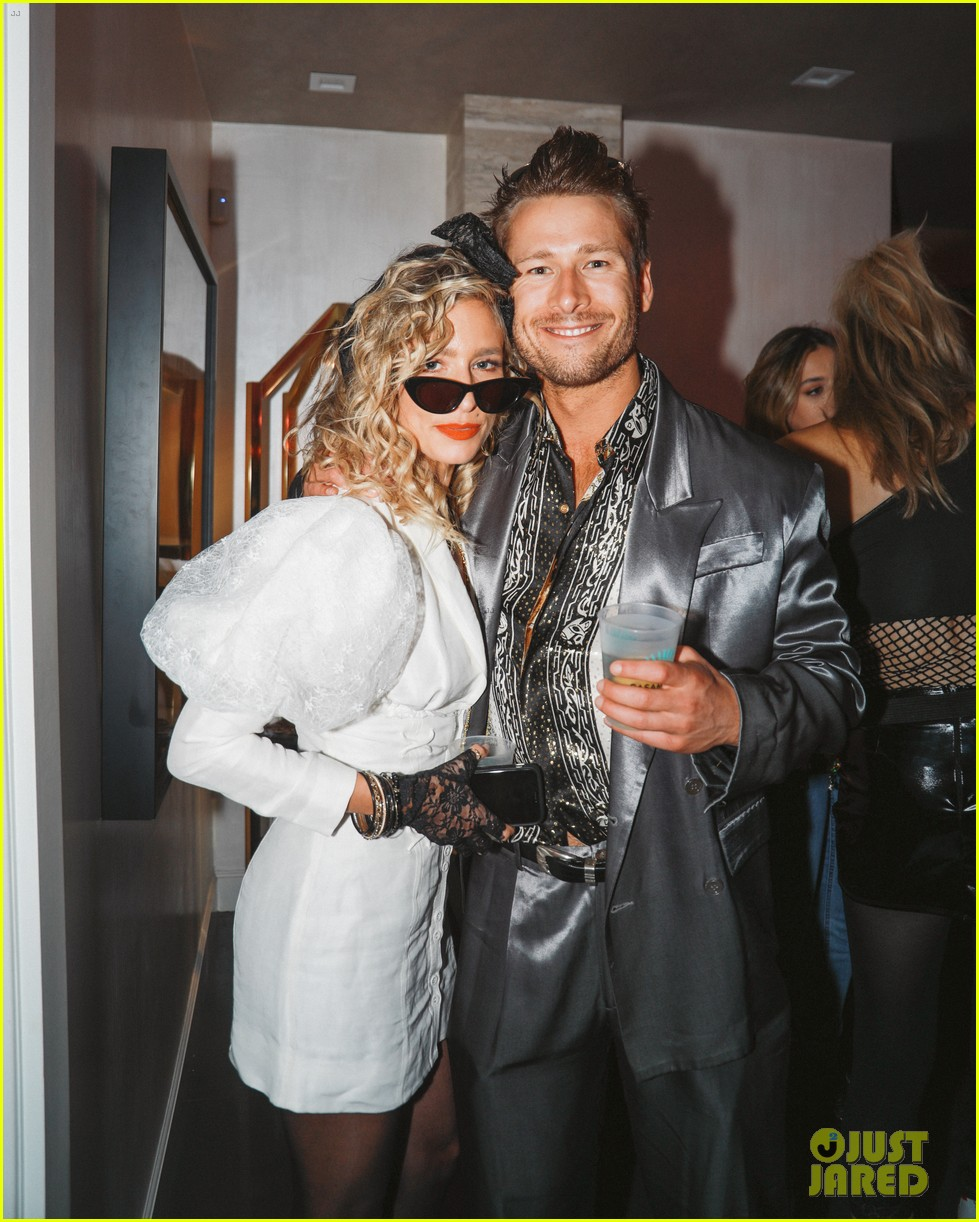 glen powell renee bargh 30th birthday 014179535