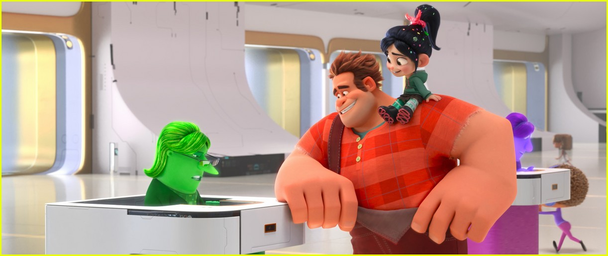 Is There A Ralph Breaks The Internet End Credits Scene