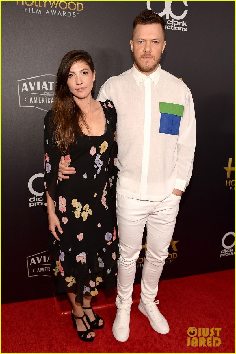 dan reynolds aja volkman hollywood film awards 01