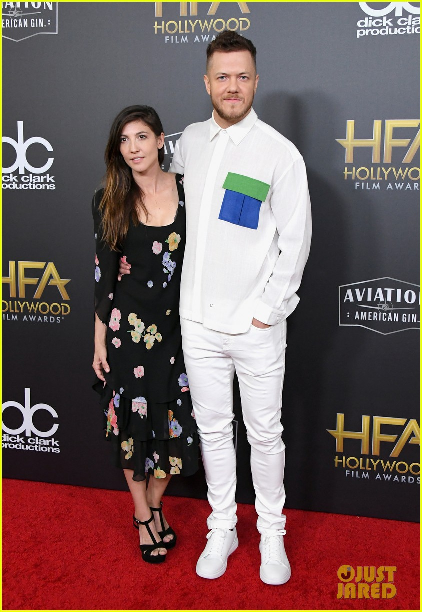 dan reynolds aja volkman hollywood film awards 05