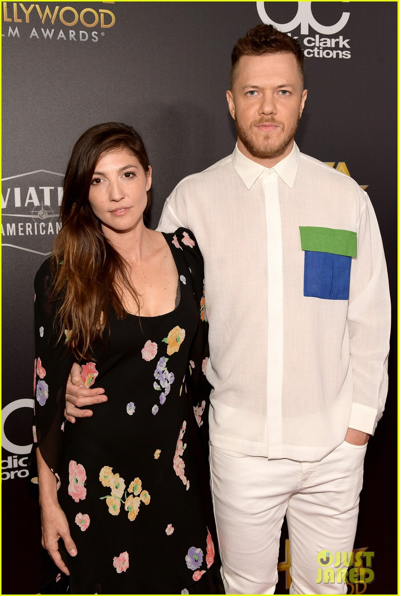 dan reynolds aja volkman hollywood film awards 09