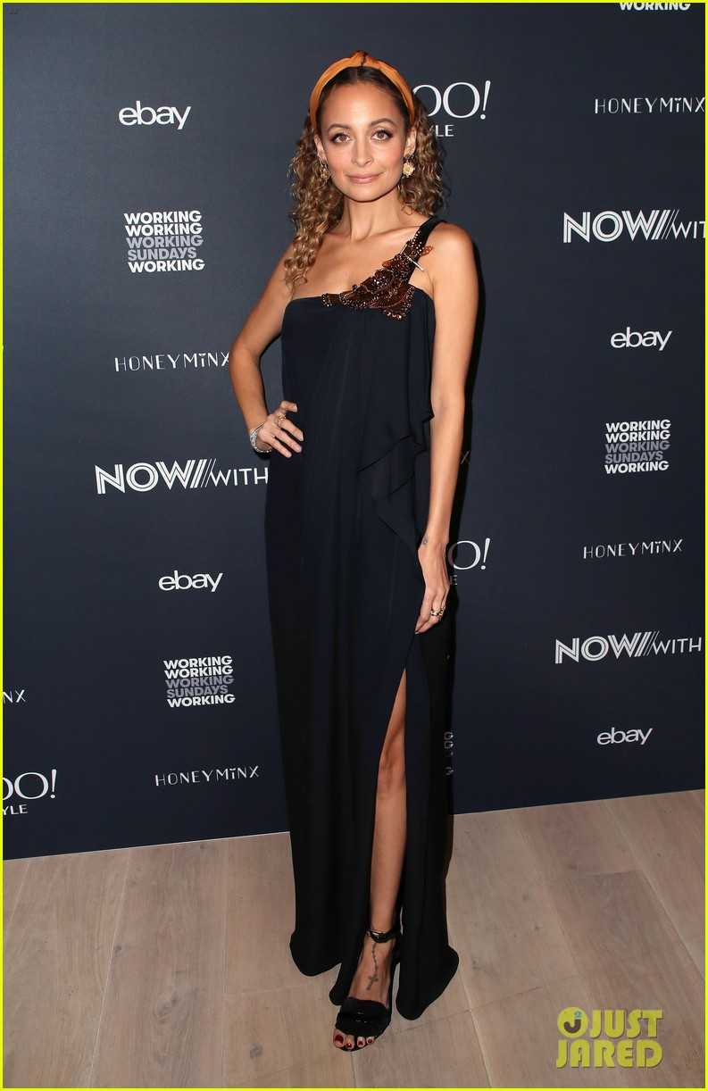 nicole richie celebrates her honey minx collection reveal 054183656