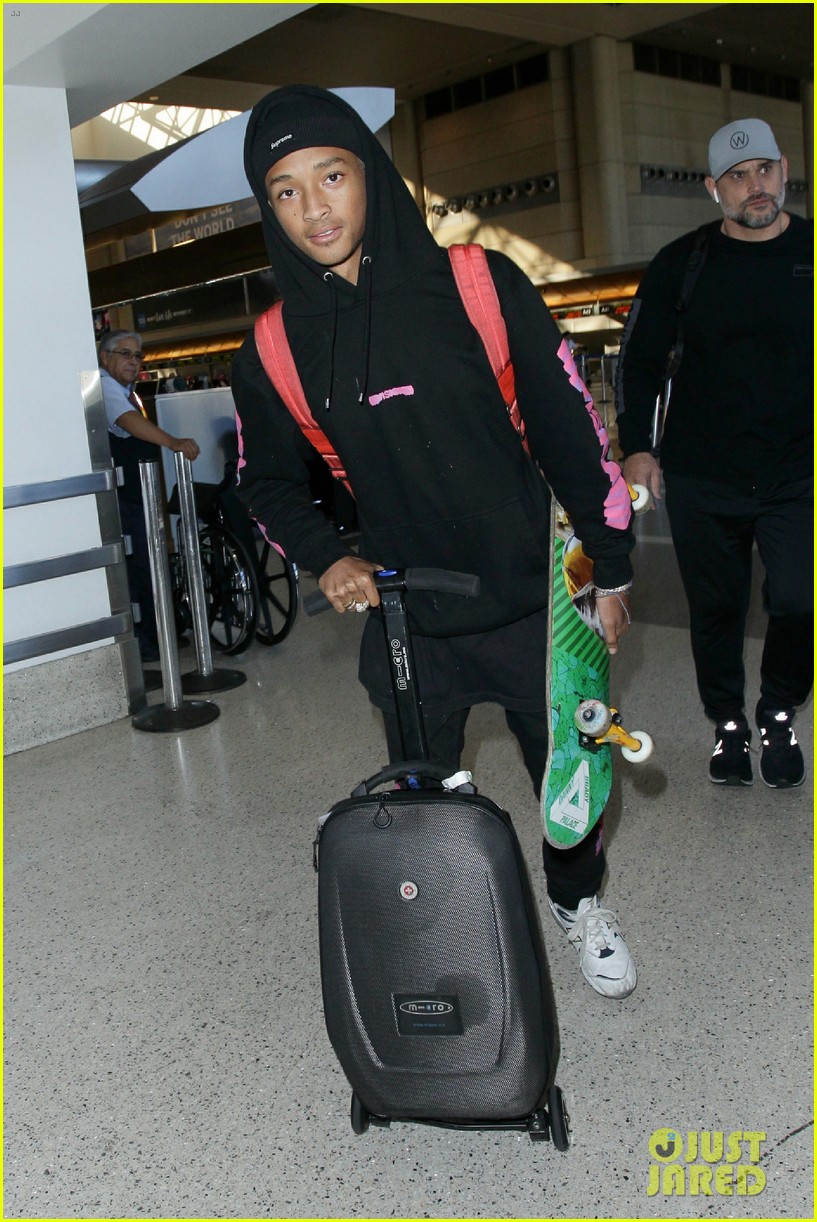 jaden smith steps out after dropping the sunset tapes a cool tape story 024188248