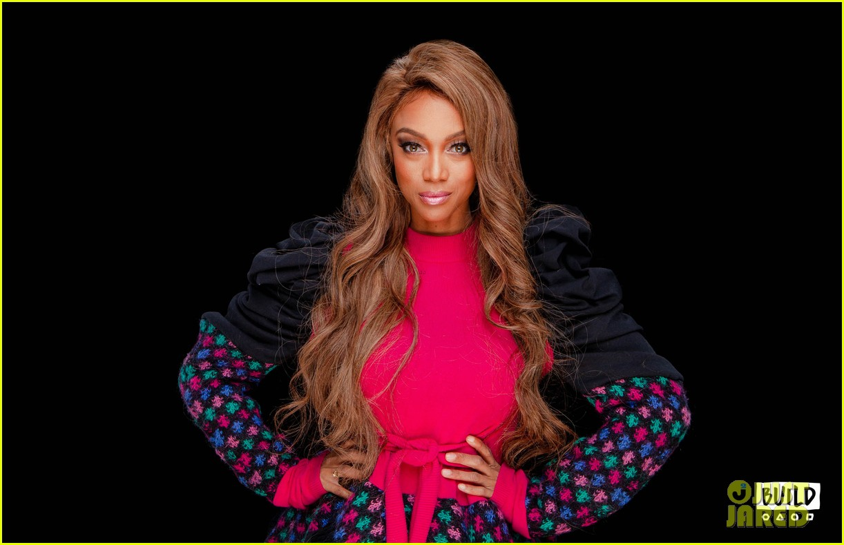 Tyra Banks reveals she wants to recruit Lindsay Lohan for