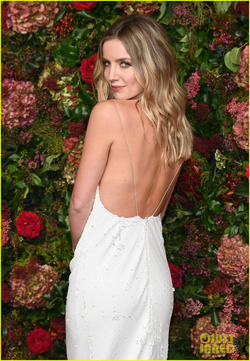 annabelle wallis letitia wright evening standard theatre awards 244184510