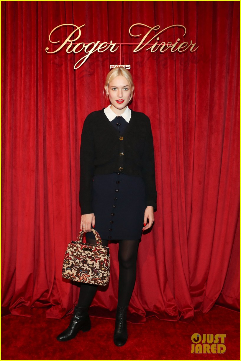 dianna agron chanel iman have special evening at hotel vivier 13