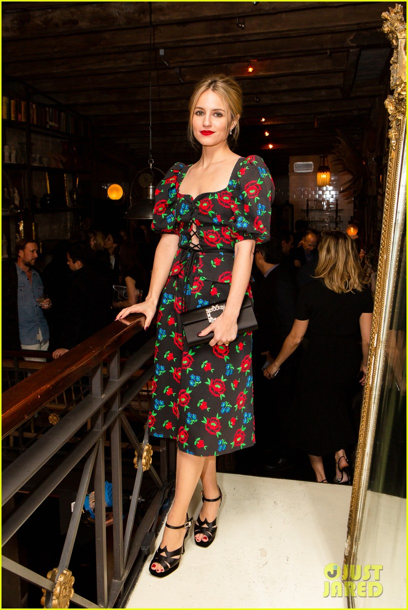 dianna agron chanel iman have special evening at hotel vivier 15