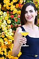 camilla belle helps unveil the menu for golden globes 2019 05