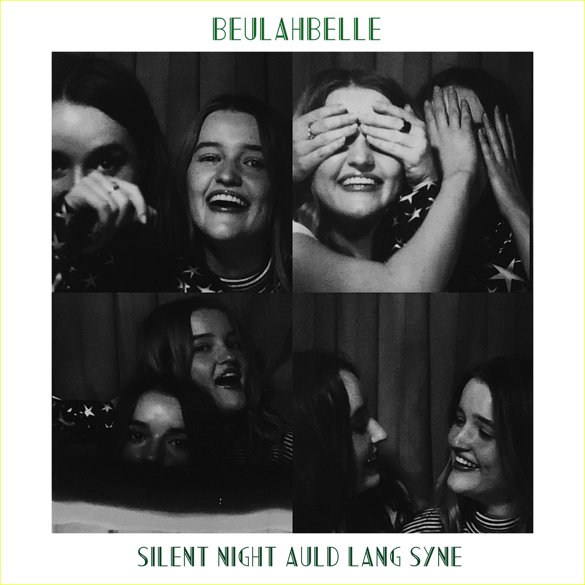 beulahbelle cover silent night auld lang syne listen now 024198953