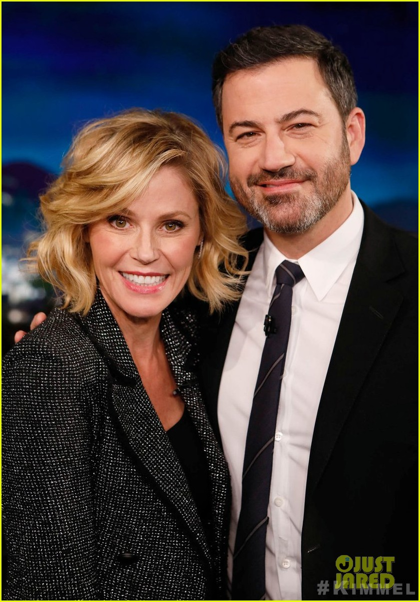 julie bowen confirms on jimmy kimmel live that modern family in talks to not end 02