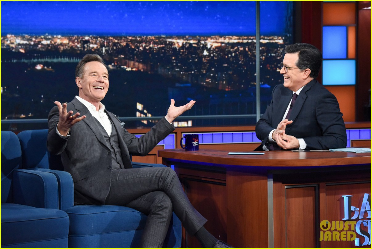 bryan cranston reveals what makes him mad as hell on the late show 03