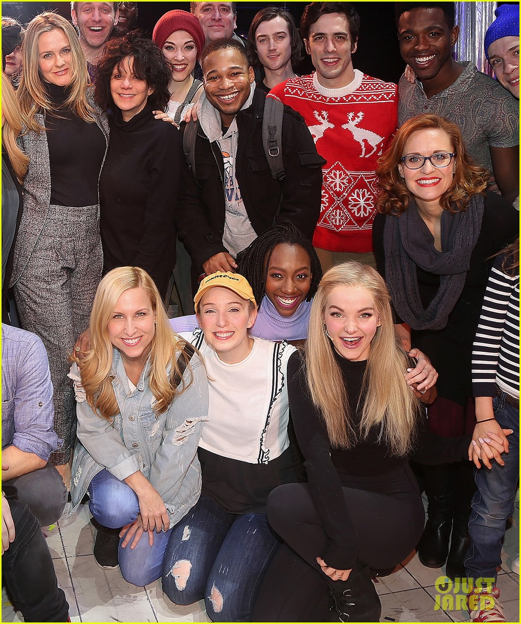 Dove Cameron Meets Alicia Silverstone at 'Clueless' Musical
