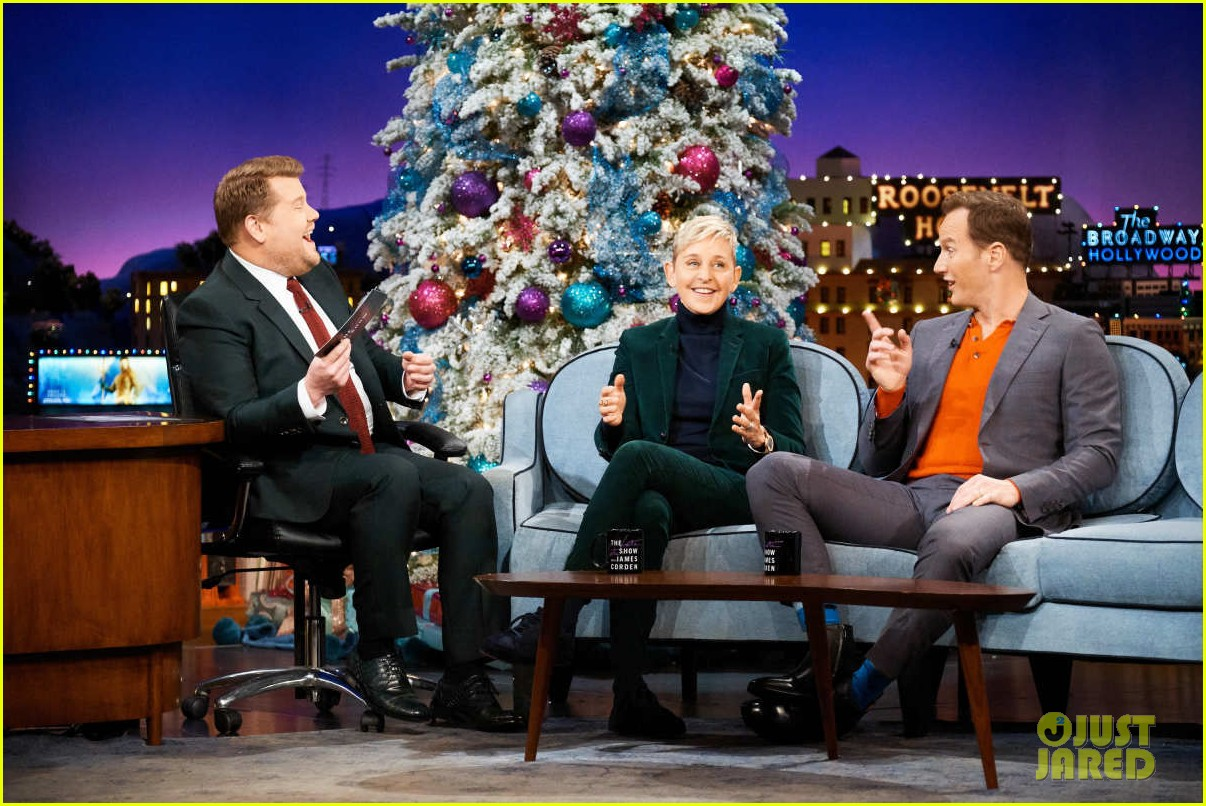 ellen degeneres reveals on late late show that she once accidentally stole a dog 014197916