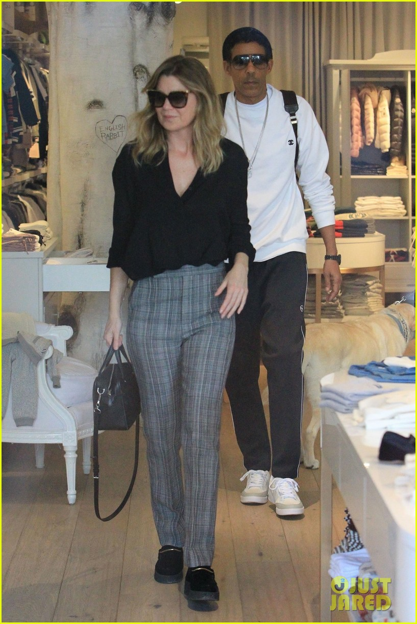 ellen pompeo kicks off weekend with husband 014190749
