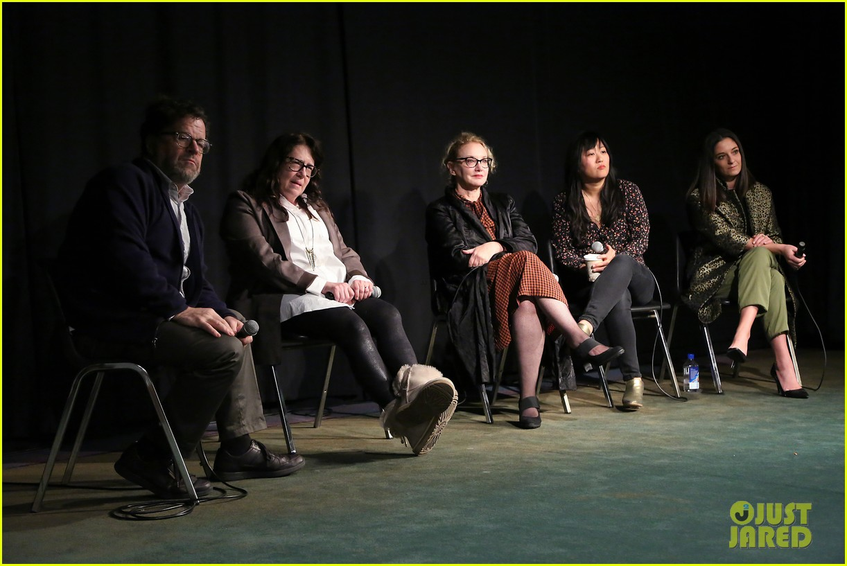 edie falco supports nancy cast at special nyc screening 154199453