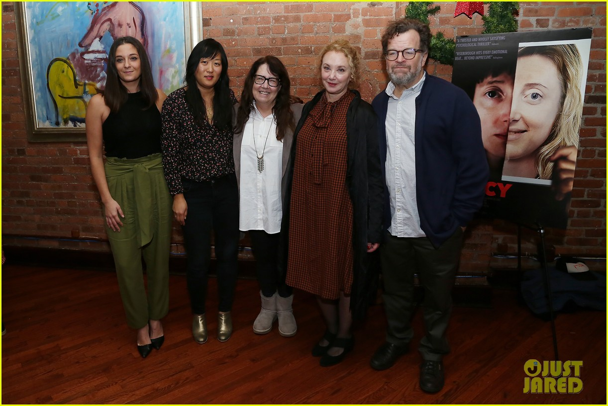 edie falco supports nancy cast at special nyc screening 184199456