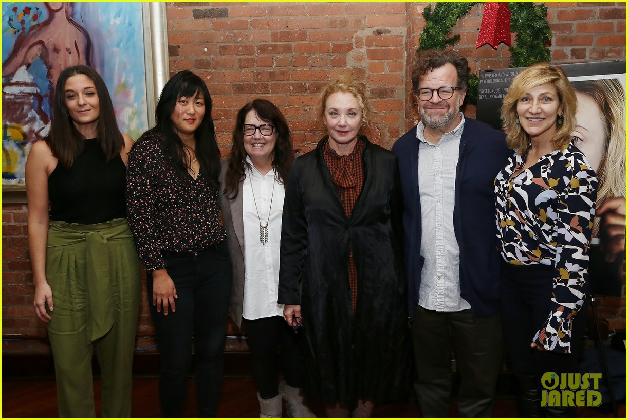 edie falco supports nancy cast at special nyc screening 214199459