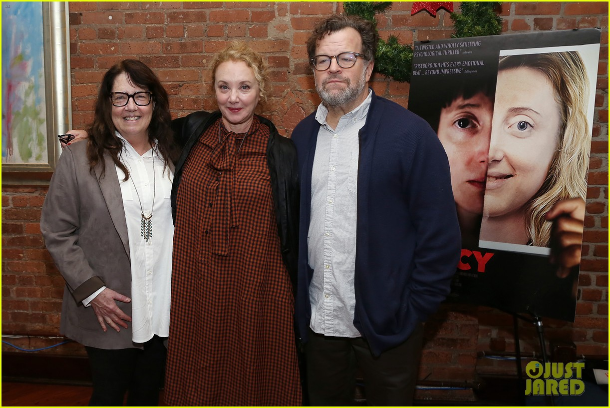 edie falco supports nancy cast at special nyc screening 244199462