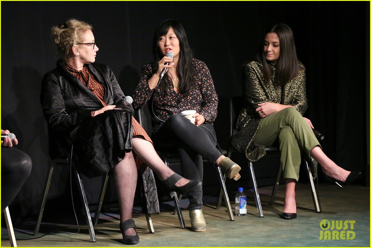 edie falco supports nancy cast at special nyc screening 304199468