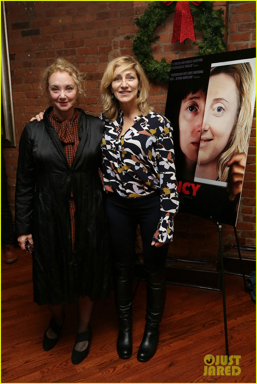 edie falco supports nancy cast at special nyc screening 344199472