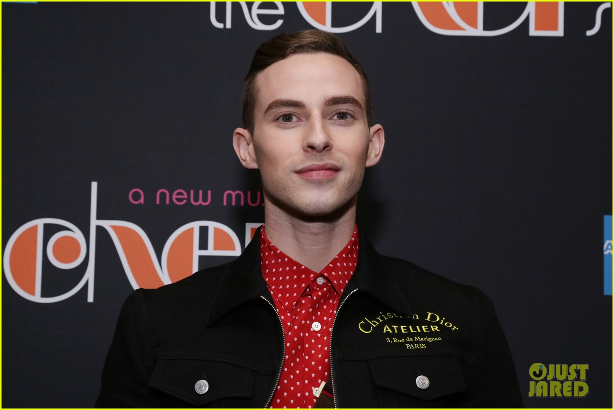 tina fey adam rippon rosie odonnell more support the cher show broadway opening 034192624
