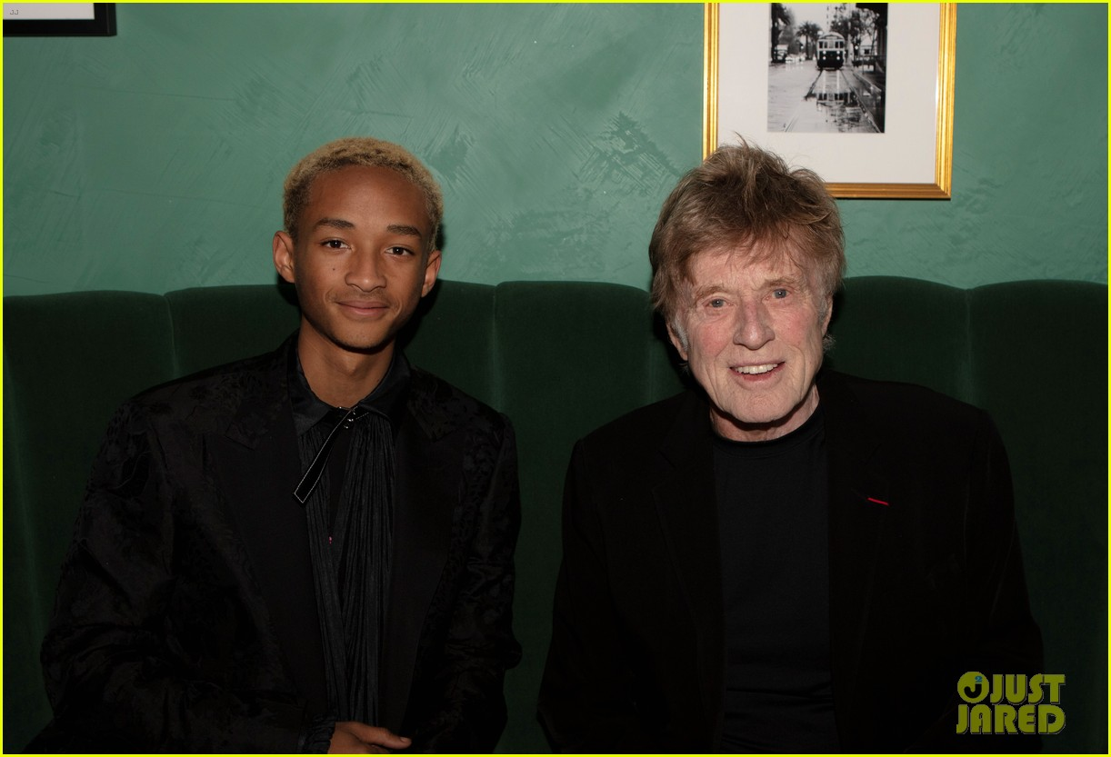 jaden smith receives the inaugural robert redford award 014196092