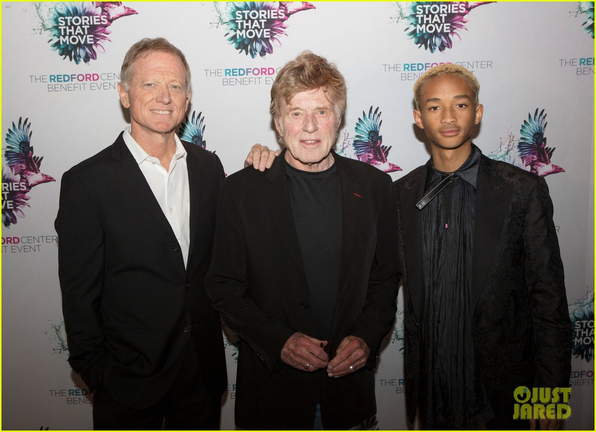 jaden smith receives the inaugural robert redford award 034196094