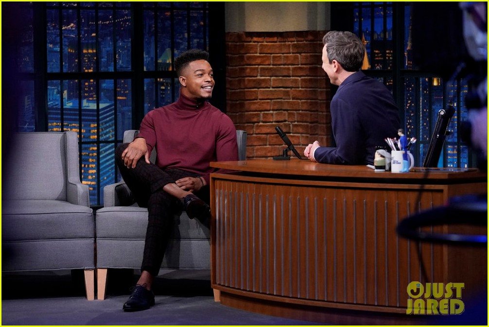 stephan james reveals how he find out about golden globe nom 02