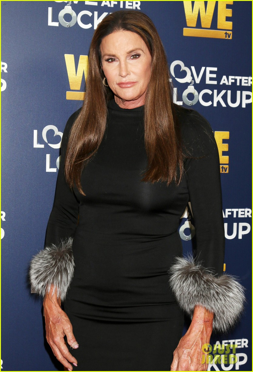 caitlyn jenner gets support from sophia hutchins at love after lockup return celebration 184197578