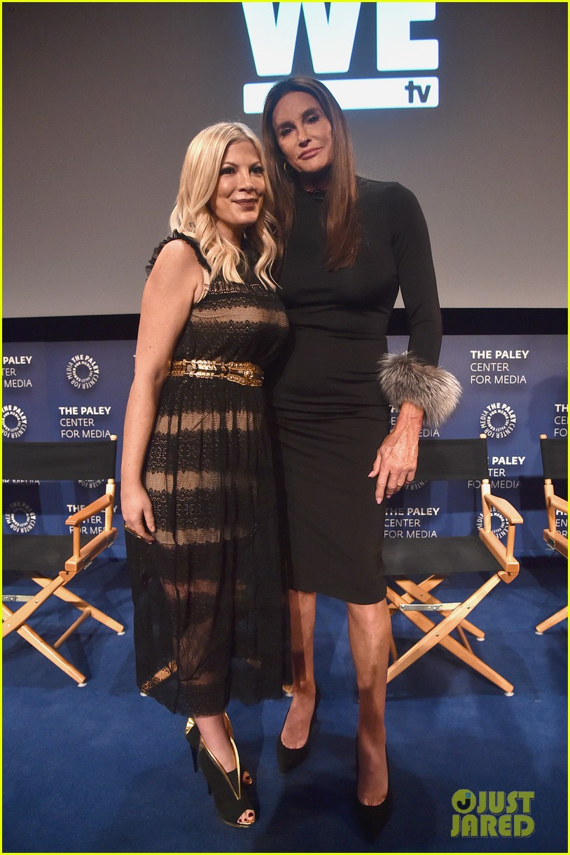 caitlyn jenner gets support from sophia hutchins at love after lockup return celebration 284197588